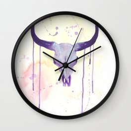 Children of Dying Stars No.1 Wall Clock