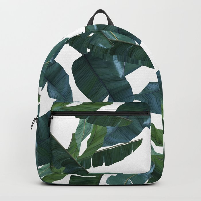 Banana Leaf Decor #society6 #decor #buyart Backpack
