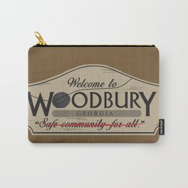 Welcome to Woodbury Carry-All Pouch