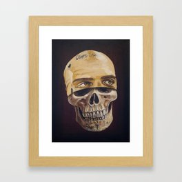 Mandana Framed Art Print