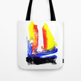 Good Morning Colours! Tote Bag