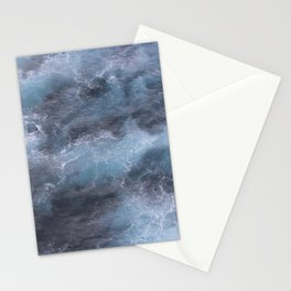 Dark and Stormy Ocean Stationery Cards