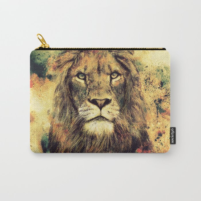 LION -THE KING Carry-All Pouch