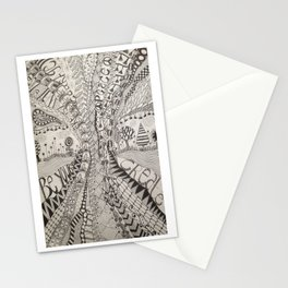 'Tangled Tree Stationery Cards