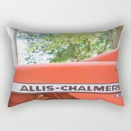 Allis - Chalmers Vintage Tractor Rectangular Pillow