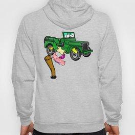 4WD Hoody