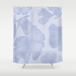 Ginkgo Leaves Shower Curtain