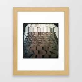 Building #74 Framed Art Print
