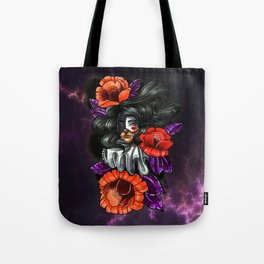 Pierrot Tote Bag