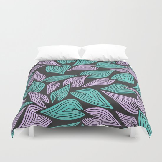 Winter Wind Duvet Cover