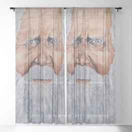 The Judge Sheer Curtain