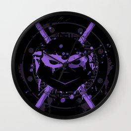 Donatello Turtle Wall Clock