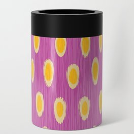 Ikat Pattern Can Cooler
