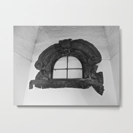 Window to War Metal Print
