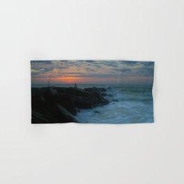 Beach Sunrise Hand & Bath Towel