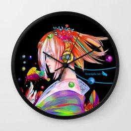 Rainbowbird Wall Clock