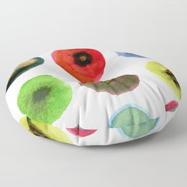 Consider the Circle 01 Floor Pillow