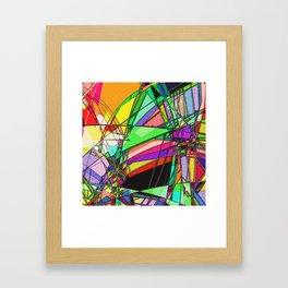 Hoist The Colours Framed Art Print