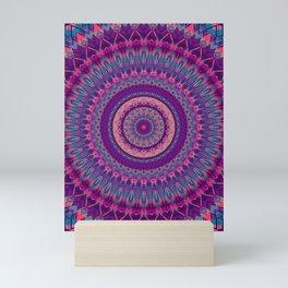 Mandala 296 Mini Art Print