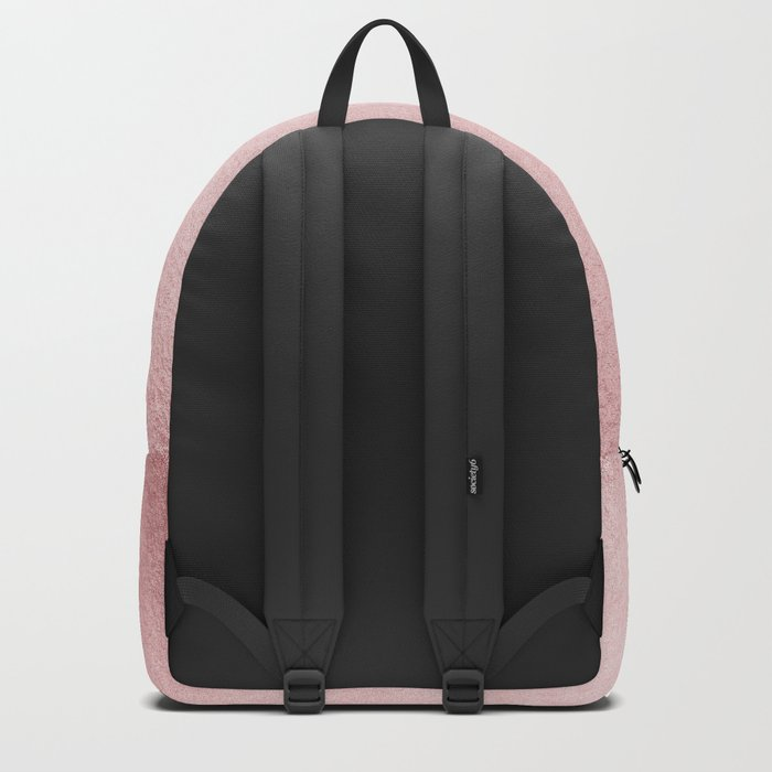 Simply Rose Gold Sunset Backpack