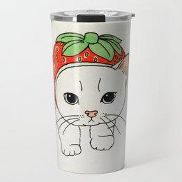 Strawberry Fields Travel Mug