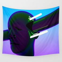 ANXIETY 101 Wall Tapestry