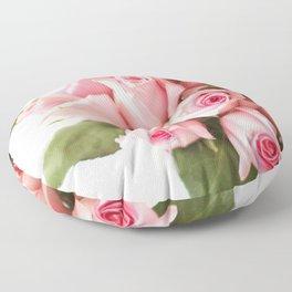 Roses Floor Pillow
