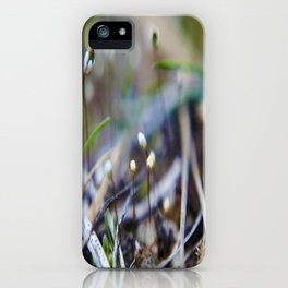 Small Things iPhone Case