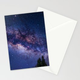 UP ABOVE THE SKY Stationery Cards
