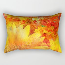 Tournesol Rectangular Pillow