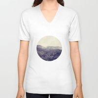 arizona V-neck T-shirts featuring Arizona by F2images