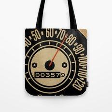 Speed-O! Tote Bag