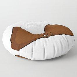 Chocolate Kisses (Valentines Edition) Floor Pillow