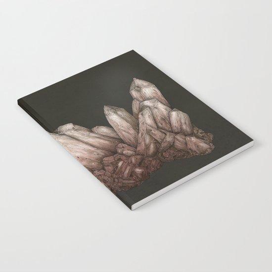 Pink Quartz Notebook