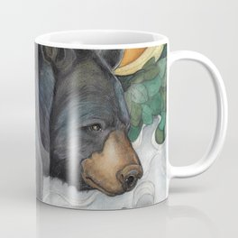 Summer Bear Coffee Mug
