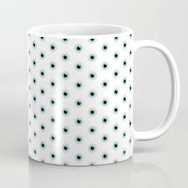 Dot the Eyes Coffee Mug