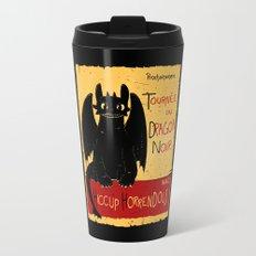 Dragon noir Travel Mug