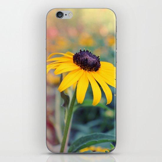 Flower series 04 iPhone & iPod Skin