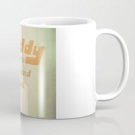 Daddy my Hero #retro #father #texture Coffee Mug