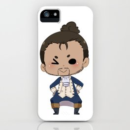 Chibi Lafayette iPhone Case