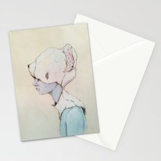 Portrait E Stationery Cards