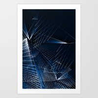 Somewhere Beyond the .com #2 Art Print