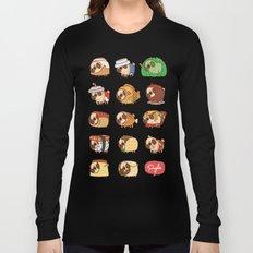 Puglie Food 1 Long Sleeve T-shirt