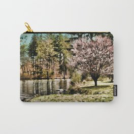 Spring Time In New England Carry-All Pouch