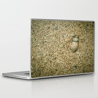 seashell Laptop & iPad Skins featuring Seashell by Errne