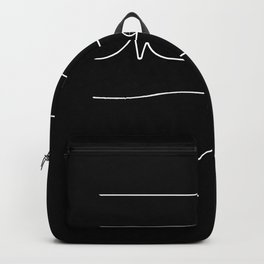 No Success without Hardships Backpack