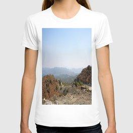 The Winding Road of Datca Peninsula, Turkey T-shirt