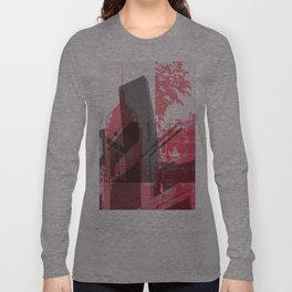 city life New york Long Sleeve T-shirt