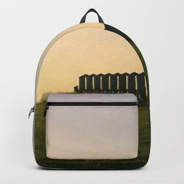 Wheat Silos Backpack