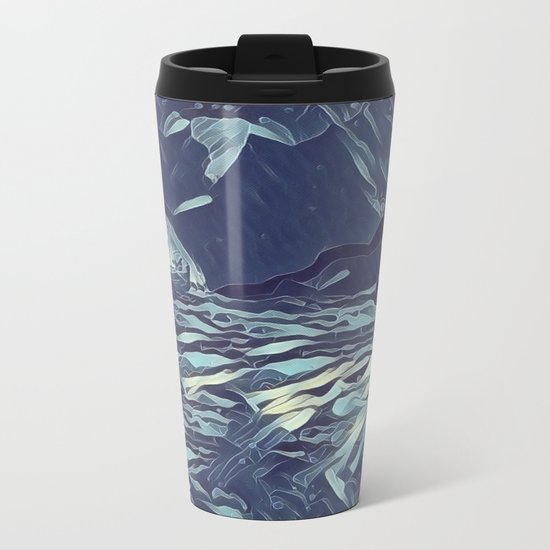 Isla de la Luna Metal Travel Mug